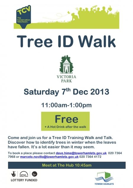 Winter Tree ID Walk Poster2