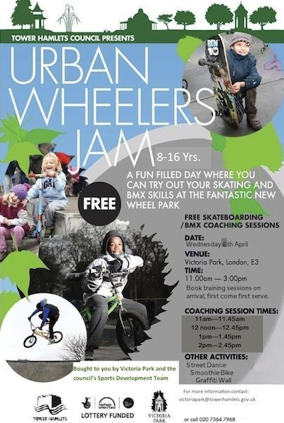 Urban Wheelers Jam 3