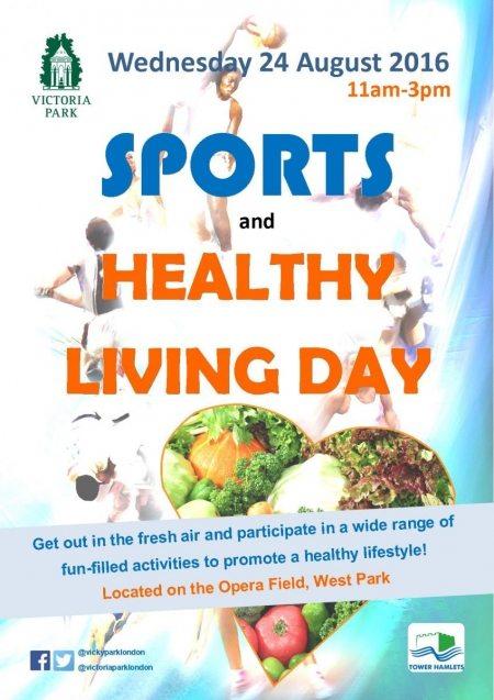 Sports Day Vicky park2